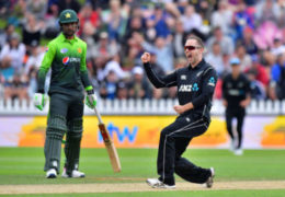 New Zealand beat Pakistan by 7 wickets | 1st T20I match