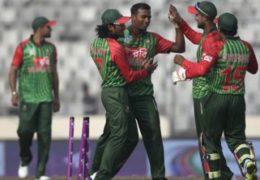 Bangladesh beat Zimbabwe by 8 wickets 1st ODI