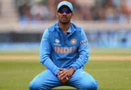 Cricket: Karthik replaces injured  Wriddhiman Prasanta Saha in India squad for third test