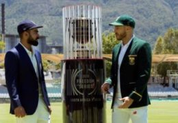 India vs SouthAfrica 2018 Freedom Series
