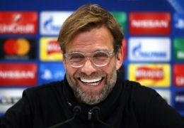 English Premiership :  Klopp relieved as Liverpool bounce back