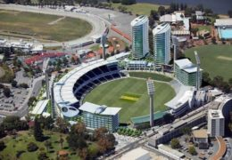 ICC approves Perth Stadium to host all international formats
