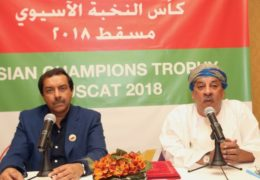 Muscat to host Asian Champions Trophy from October 18-28