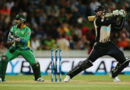 New Zealand beat Pakistan by 183 runs 3rd ODI Match