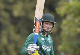 SA U19 skipper equals Graeme Smith's record