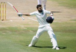 India Vs South Africa, 2nd Test, Day 3: Virat Kohli 21st Test Century