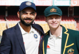 ICC rankings: Steve Smith First Position,Virat Kohli slips to 3rd after poor show in 1st Test vs South Africa