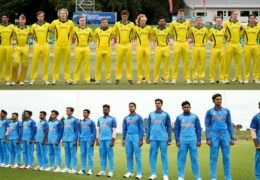 U19s World Cup final – Australia v India, on Saturday, February 3