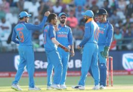 Virat Kohli century sets up India's 124-run win against South Africa