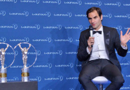 Roger Federer argues with journalist after being irritated in press conference