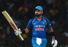 Virat Kohli scores 35th ODI hundred; breaks plethora of records
