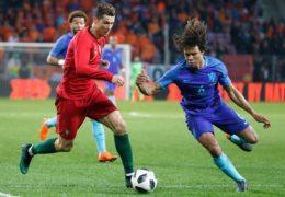 Netherlands thrash Cristiano Ronaldo-led Portugal 3-0, Ronald Koeman claims first win as Dutch boss