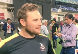 Brendon McCullum forsees a bright future for Shaheen Afridi