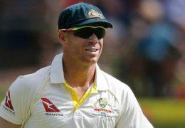 David Warner leaves Australian cricket team's WhatsApp group