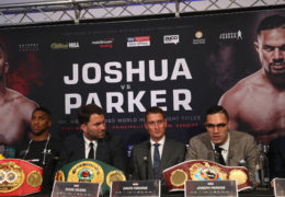 Anthony Joshua reveals what he really thinks of Joseph Parker ahead of Cardiff showdown