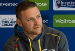 """""""Umar Akmal is a complicated guy"""" : Brendon McCullum"""