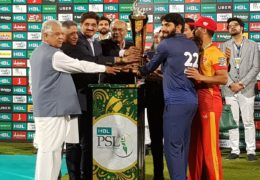 PSL 2018: Islamabad United clinch their second PSL trophy after a thrilling finale