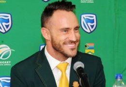 Faf Du Plessis: I feel for 'good guy' Smith