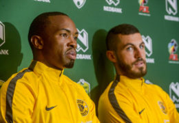 Cardoso thriving with Kaizer Chiefs leadership role
