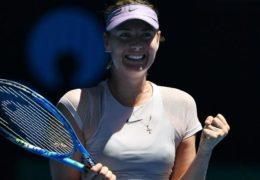 Maria Sharapova wants 'big stage winning feel again'