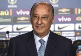 Life ban on Brazilian soccer boss Del Nero
