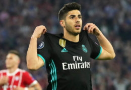 Champions League: Marco Asensio seals smash-and-grab win for Real Madrid over Bayern Munich