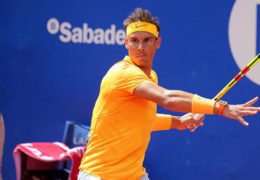 Tennis: Battling Nadal one win away from 400 on clay