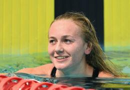 Australia's Titmus wins women's 800m freestyle