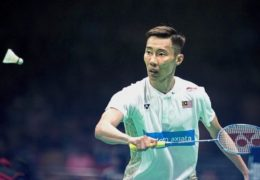 Chong Wei beats Srikanth to set up a match against Momota in ABC semi-finals