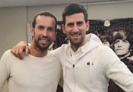 Novak Djokovic confirms split from Radek Stepanek and Andre Agassi