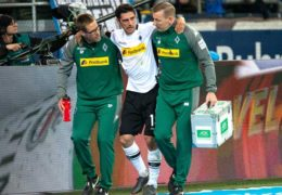 Ankle Injury Forces Germany Midfielder Lars Stindl Out Of FIFA World Cup