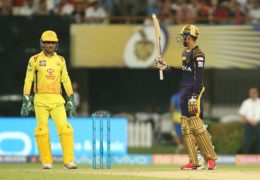 Kolkata Knight Riders (KKR) came out on top in the clash of the Titans as they beat Chennai Super Kings (CSK) by 6 wickets