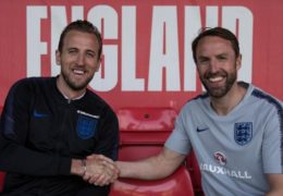 Harry Kane to lead England in 2018 FIFA World Cup