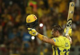 Shane Watson masterclass seals third IPL title for Super Kings