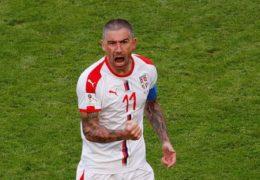 Kolarov's stunner hands Serbia victory over Costa Rica