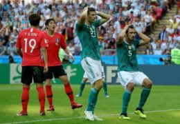 Defending champions crash out of World Cup after Kazan collapse