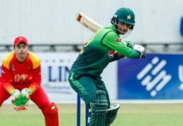 Fakhar Zaman's ton guides Pakistan to 9-wicket victory over Zimbabwe in the 2nd ODI