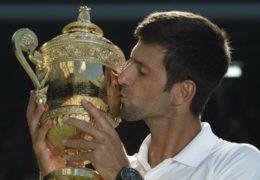 Novak Djokovic wins fourth Wimbledon by beating Kevin Anderson