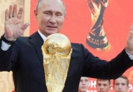 Putin 'proud' of Russia's handling of World Cup