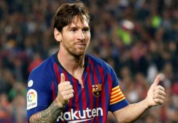 Messi could play against Inter, says Valverde