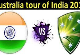 Australia win thriller off last ball against India to take 1st T20I in Visakhapatnam