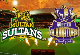 Quetta Gladiators beat Multan Sultans by 8 wickets in PSL
