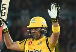 Peshawar Zalmi beat Karachi Kings by 61 runs to go Top of the PSL 2019 Table