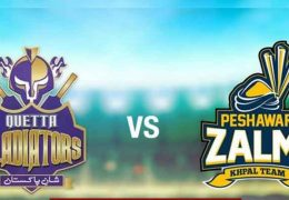 Quetta Gladiators and Peshawar Zalmi Clash Today for Place in PSL Final