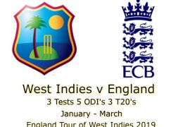 England beat Windies by 4 wickets in 1st T20I in St Lucia