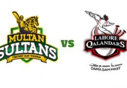Multan Sultans take a surprise 7 wicket win over Lahore Qalandars in PSL 2019