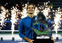 Roger Federer's 'special, magical' Ton reaches 100-title landmark