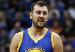 Aussie veteran Bogut rejoining Warriors