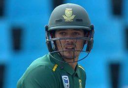 4th ODI – South Africa beat Sri Lanka by 6 wickets in Port Elizabeth