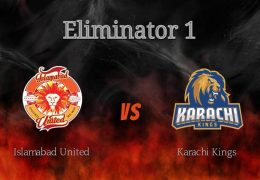 Islamabad United knock out Karachi Kings in PSL Eliminator